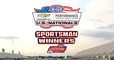 2018 NHRA US Nationals Sportsman Winners