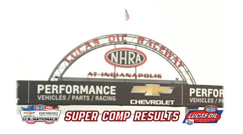 2018 US Nationals Super Comp Results