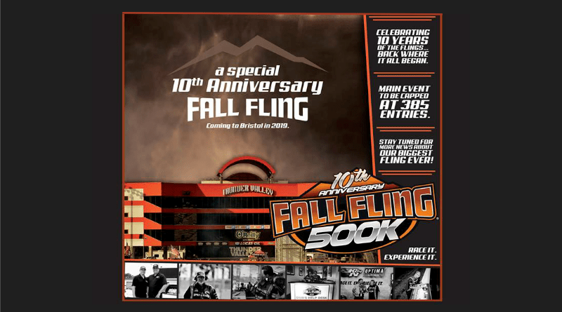 Fall Fling 500K Race