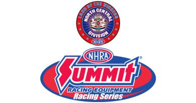 2018 NHRA Divison 3 Summit Racing Series Bracket Finals Results