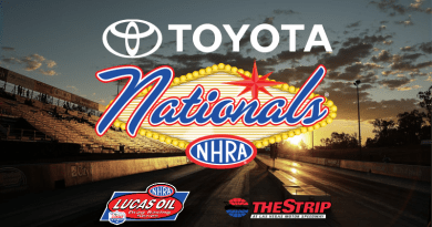 2018 NHRA Toyota Nationals Lucas Oil Drag Racing Series News
