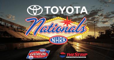 2018 NHRA Toyota Nationals Lucas Oil Drag Racing Series News