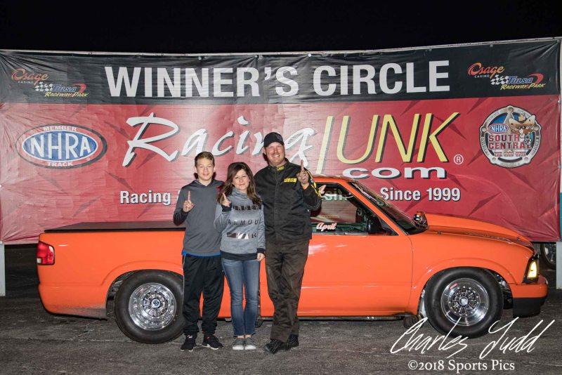 Bryan Walker Tulsa Triple 5 No Box High Roller Winner 112418