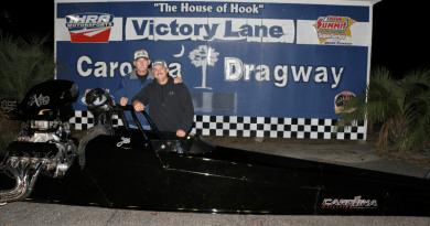Josh and Joe Harper Carolina Dragway Shootout Winner Nov 17 2018