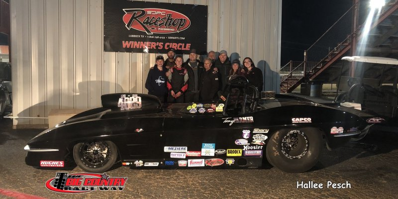 Tony Farmer Friday Winner Big Country Raceway 11.23.18
