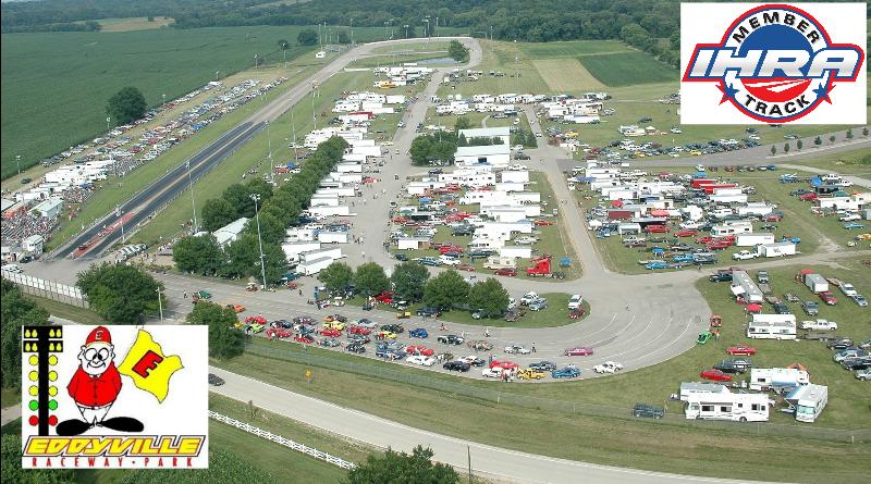 Eddyville Raceway IHRA member track