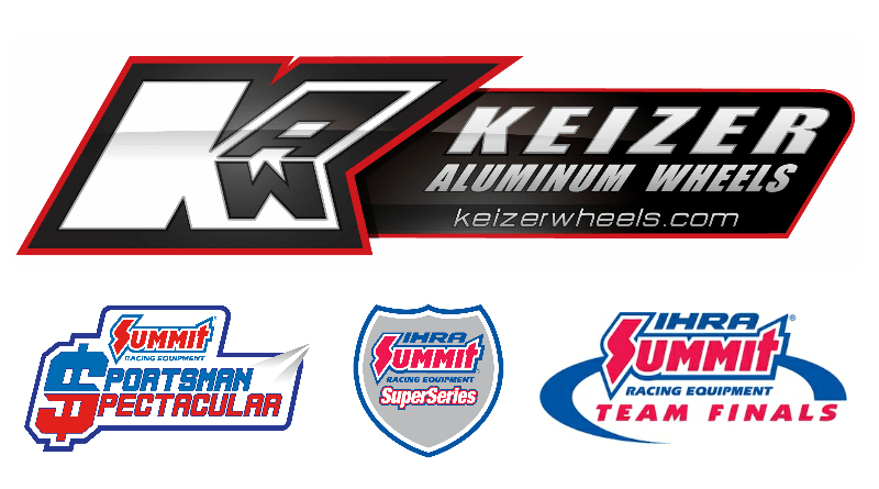 IHRA Keizer Aluminum Wheels Annouce Multi-Year Partnership