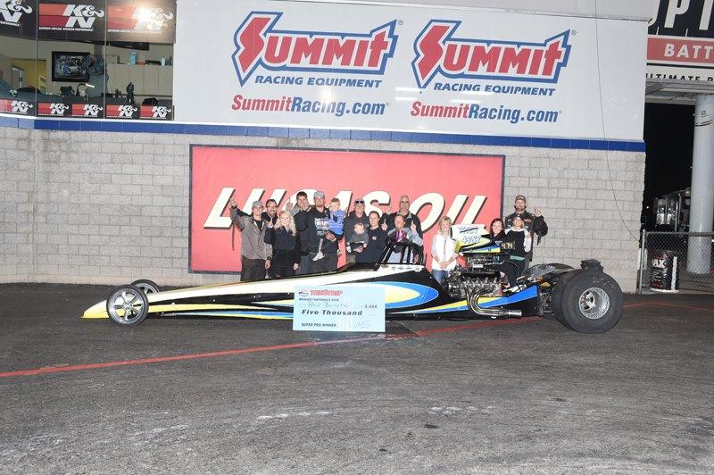 Phillip Pennington Super Pro Winner LVMS Bracket Nationals 11-22-18