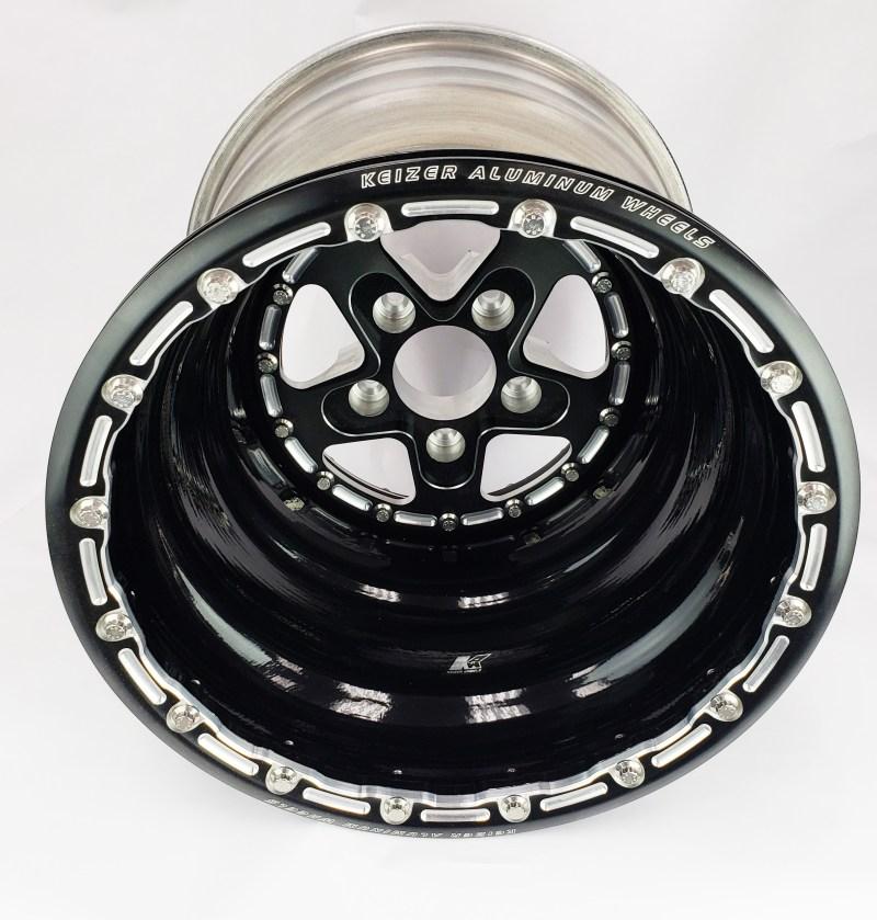 Keizer Aluminum Wheels Fullhouse Drag