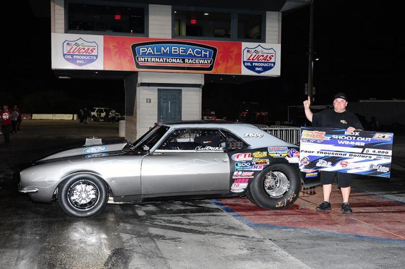 Chad Duke Sunday Box Shootout Winner PBIR New Year Nationals 12-29-18