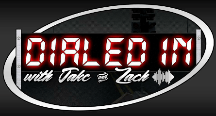 Dialed In with Jake and Zach Podcast Logo