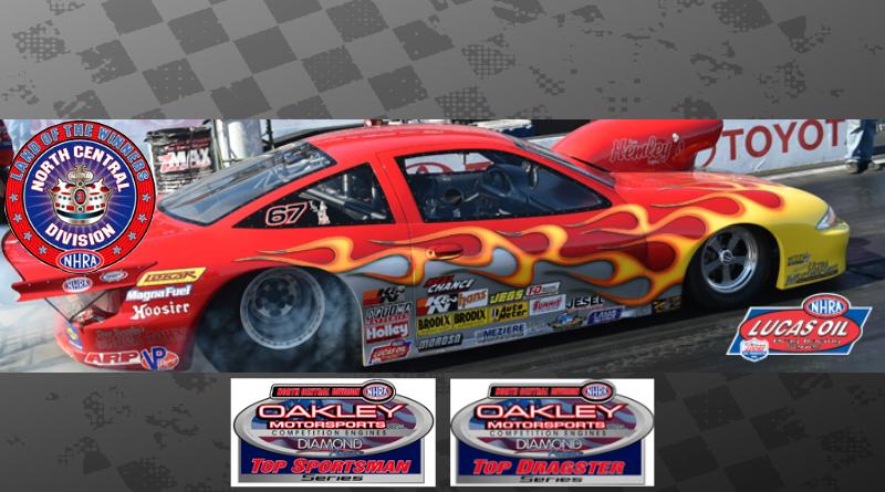 NHRA Division 3 Oakley Motorsports Top Sportsman Top Dragster