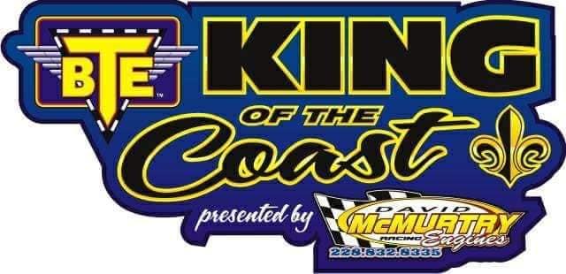 BTE King of the Coast Bracket Racing Series presented by McMurtry Racing Engines