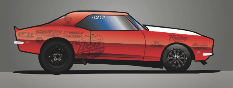 Chase Huffman Super Street Rendering