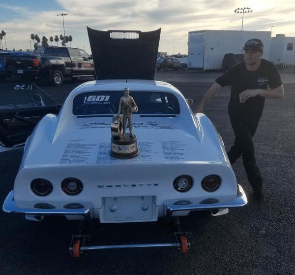 Cody Lane 2019 Arizona Nationals Stock Eliminator Winner