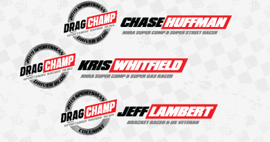 DragChamp Racer Blogs