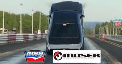IHRA Moser Engineering