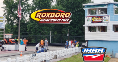 Roxboro Motorsports Park joins IHRA