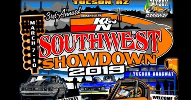 2019 Southwest Showdown Bracket Race