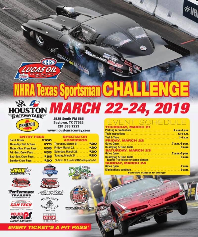 Division 4 Texas Sportsman Challenge