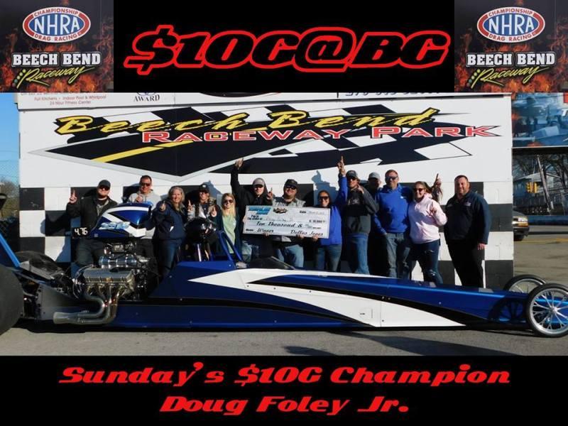 Doug Foley Jr wins 10G at BG