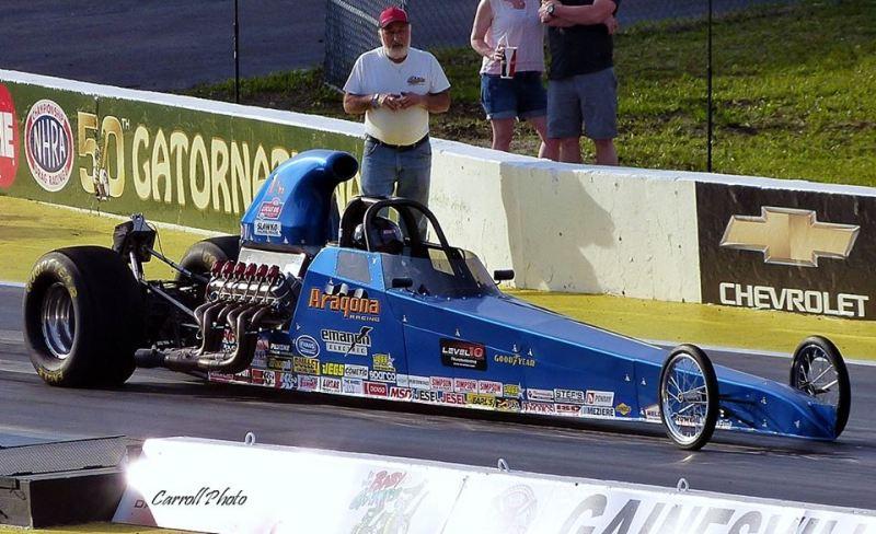 Frank Aragona Jr. Comp Eliminator