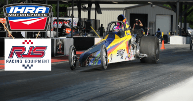 IHRA RJS Announce Partnership