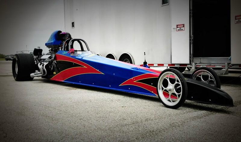 dragster Houston Raceway