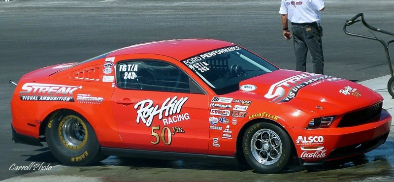 Roy Hill Super Stock Mustang