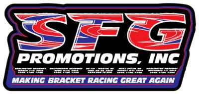 SFG Promotions Making Bracket Racing Great Again Logo