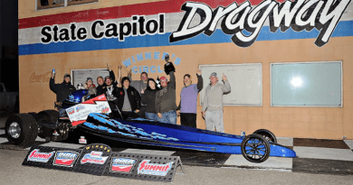 Heath Fountain wins IHRA at State Capitol
