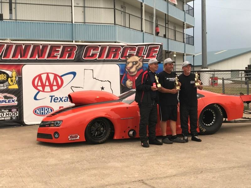 Glenn Wright Top Sportsman Winner D4 LODRS Texas Motorplex