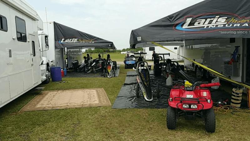 Laris Motorsports at Houston Raceway