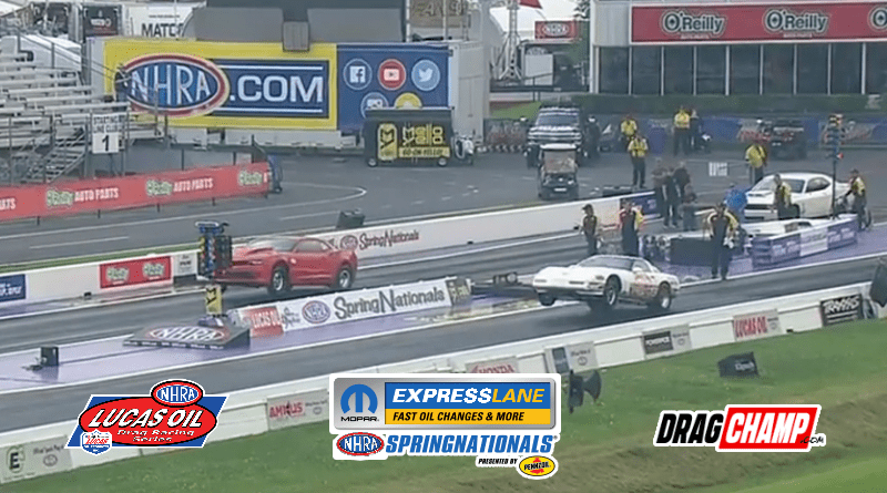 Mopar Express Lane NHRA Spring Nationals Presented by Pennzoil Sportsman Preview