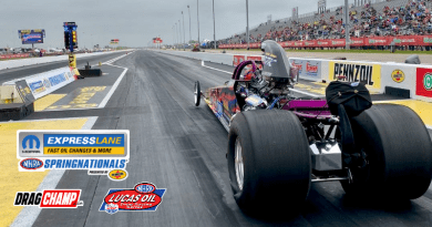 Mopar Express Lane NHRA Spring Nationals Saturday Sportsman Results