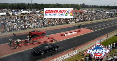 Quaker City Motorsports Park renews with IHRA