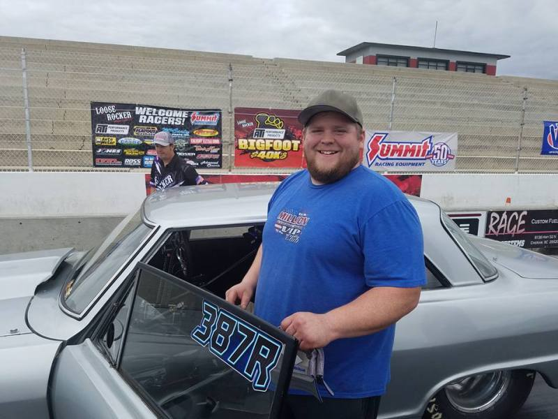 Randy Weller 2018 Loose Rocker Bigfoot 40K Winner