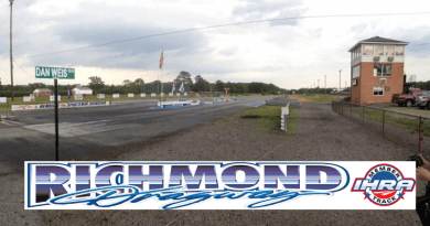 Richmond Dragway Remains Strong Part of IHRA