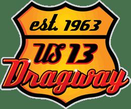 US 13 Dragway Logo