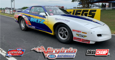 2019 NHRA Virginia Nationals Lucas Oil Friday Sportsman Recap