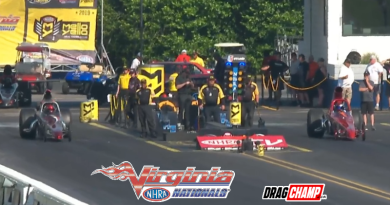 2019 NHRA Virginia Nationals Top Dragster Final Round