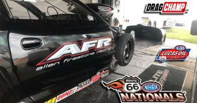 2019 Route 66 NHRA Nationals Sportsman Thursday Recap
