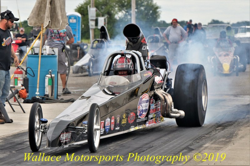 Chase Huffman Dragster