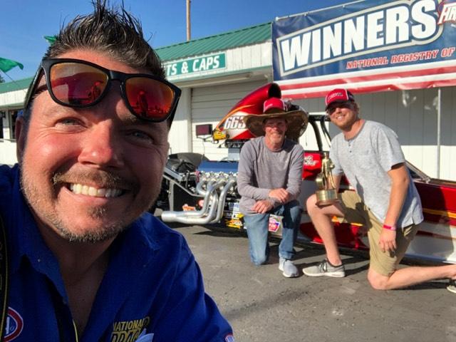 Duston Wurtz 2019 Division 6 Top Dragster Champ Firebird Raceway