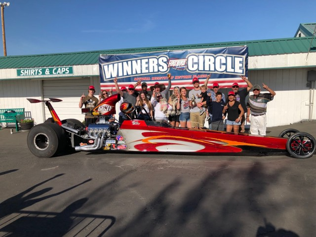 Duston Wurtz 2019 Division 6 Top Dragster Champ Firebird Raceway