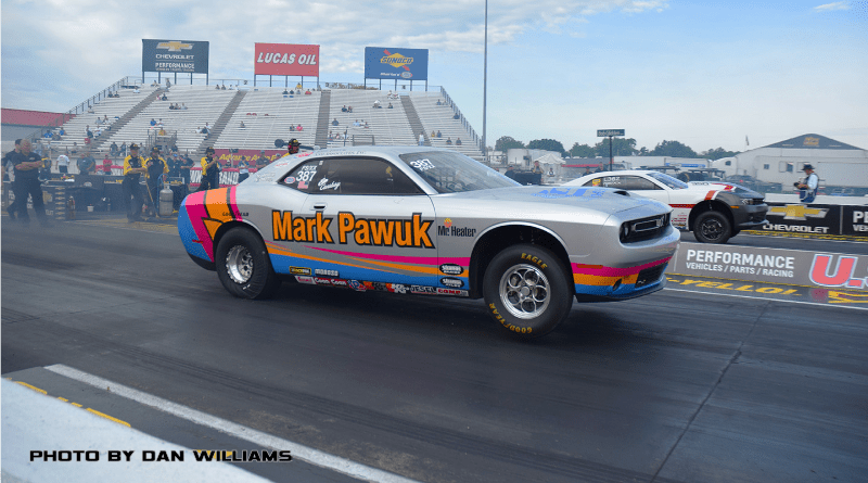 Factory Stock Showdown DragPak Challenger