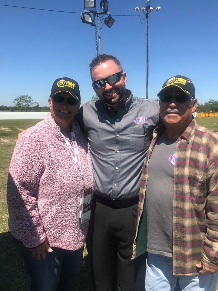Jake Hodge RV Adventures Couple Houston 2019