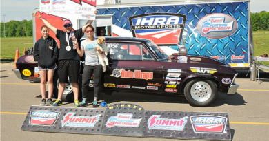Joe Soucek makes two finals at ihra at dragway 42