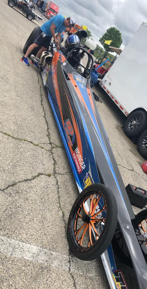 Kyle Bigley 2019 Route 66 Nationals
