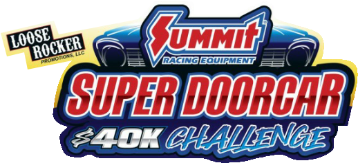 Loose Rocker Super Doorcar 40K Challenge Logo